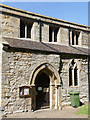 SK7961 : Church of St Giles, Cromwell by Alan Murray-Rust