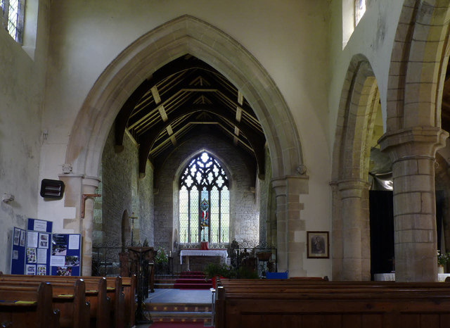 Church of St Giles, Cromwell