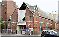 J3373 : Gt Victoria Street Baptist church, Belfast (demolition) (July 2014) by Albert Bridge