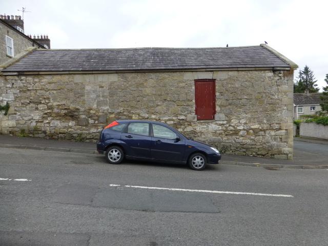 Stone building, Caledon