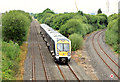 J2463 : Train, Knockmore, Lisburn (July 2014) by Albert Bridge
