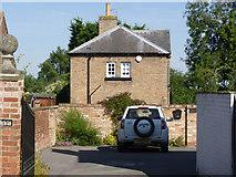 SK7963 : The Coach House, Carlton by Alan Murray-Rust