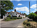 SP6606 : Ickford Road, Shabbington by Des Blenkinsopp
