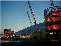 TQ3980 : Millennium Dome by DS Pugh