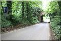SP4438 : Bridge over Wykham Lane by Roger Templeman