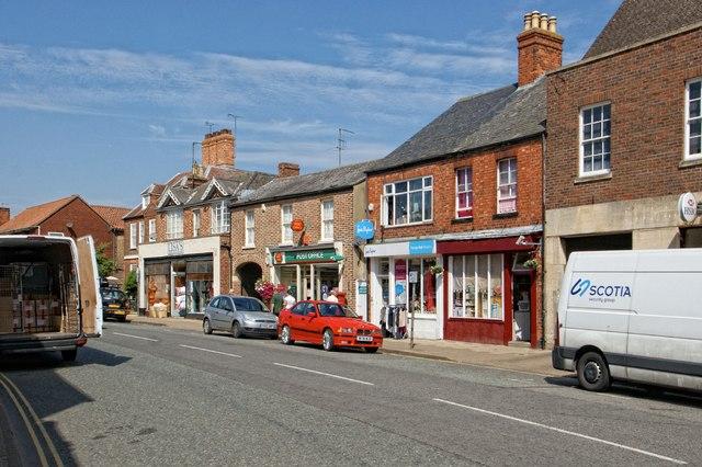 High Street, Holbeach