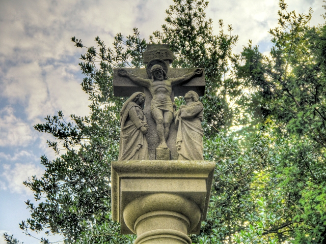 Calvary Cross, West Craven War Memorial