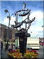 SK2004 : Colin Grazier memorial by Richard Hoare