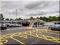 SD7807 : Radcliffe Metrolink Car Park - July 2014 by David Dixon