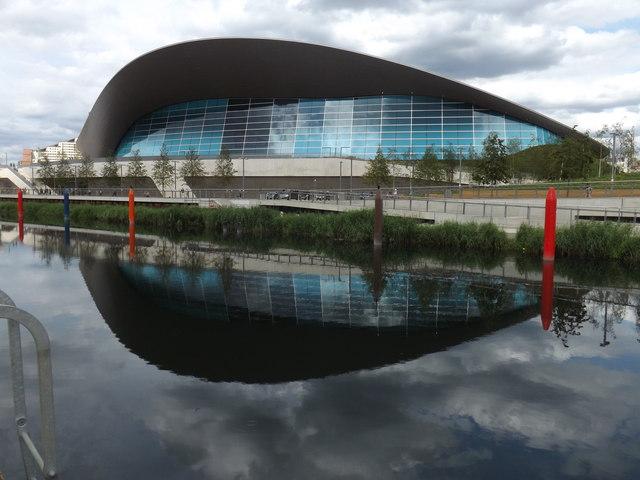 Reflective Aquatic centre