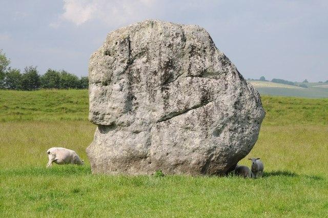 Standing Stone, Avebury