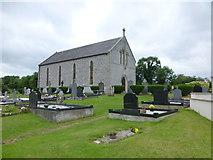 H7447 : St Joseph's RC Church by Kenneth  Allen