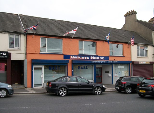 The Schomberg Ulster-Scots Centre at Reivers House, Kilkeel