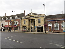 TF0920 : Town Hall, Bourne by Peter Wood