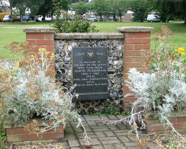 491st and 492nd Bomb Group Memorial