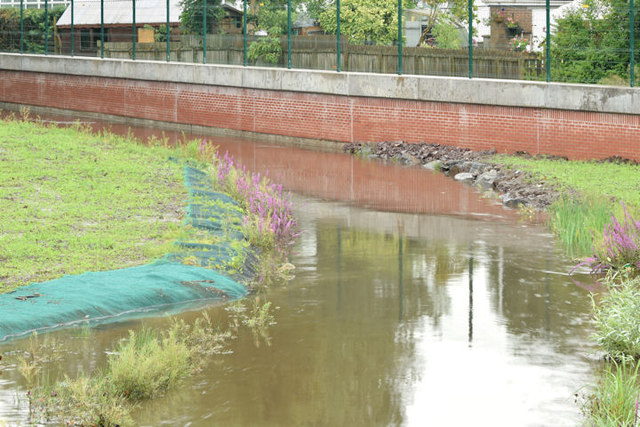 The Knock River, Belfast - August 2014(1)