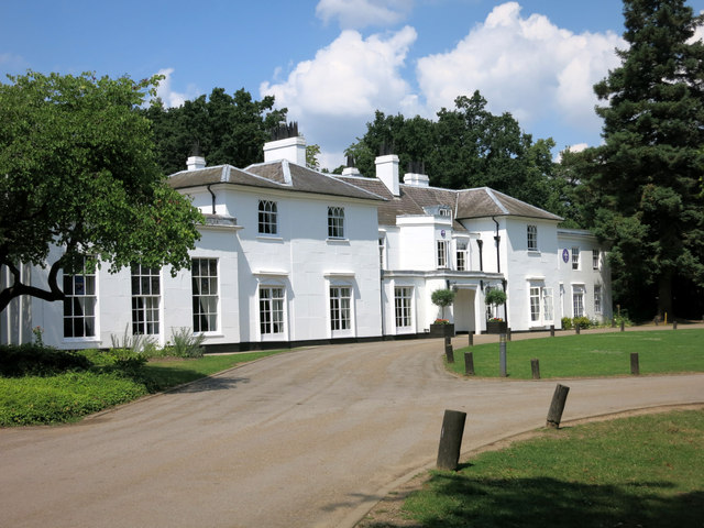The White House, Gilwell Park