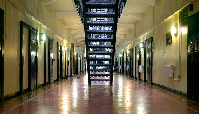 Wing, Crumlin Road Gaol
