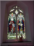 TQ2678 : Saint Mary The Boltons: stained glass window (a) by Basher Eyre