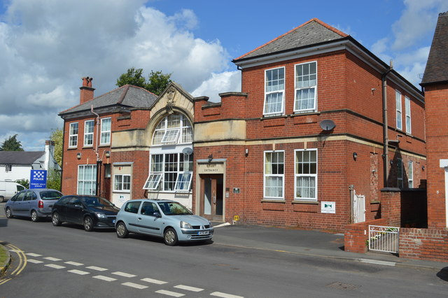 Former Court House and Police Station - Berrington Road
