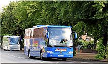 J3372 : Jones coach, Belfast (August 2014) by Albert Bridge