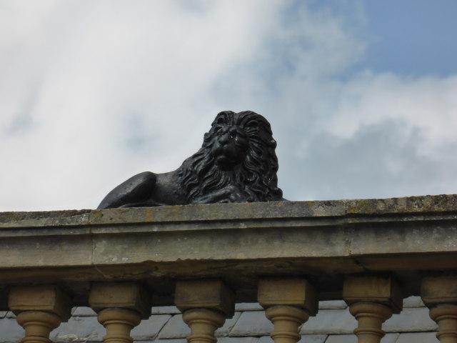 Roof Lion