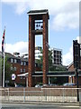 TA0928 : The Bell Tower by Keith Evans