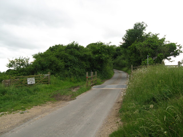 To stop them wandering-Painswick, Glos