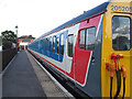 TL4903 : North Weald station: NSE livery by Stephen Craven
