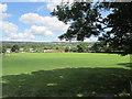 SE1347 : Wheatley Fields Recreation Ground - Valley Drive by Betty Longbottom