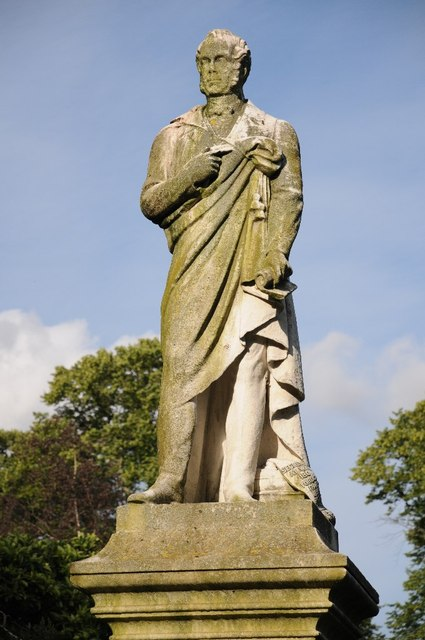Statue of Palmerston