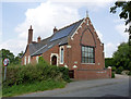 SK7767 : Former Methodist Chapel, Weston by Alan Murray-Rust