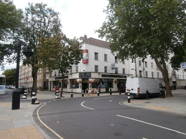 The Cock Tavern, Chalton St, London