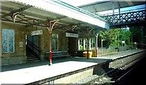 ST9897 : Kemble Station by Clint Mann