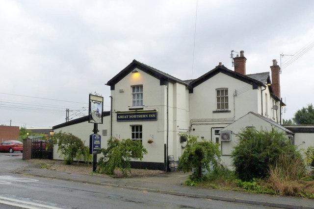 The Great Northern Inn, Carlton-on-Trent