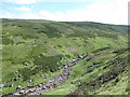 NY7337 : The valley of Cross Gill by Mike Quinn