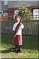 TA0979 : Scottish scarecrow, Muston by JThomas