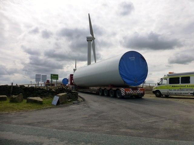 More Wind Turbines