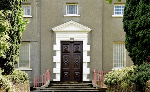 Knockbreda (Church of Ireland) parish church, Belfast (August 2014)