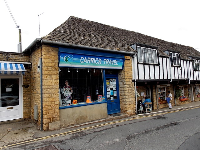 Carrick Travel, Bourton-on-the-Water