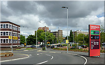 SO9098 : Raglan Street, Wolverhampton by Roger  Kidd
