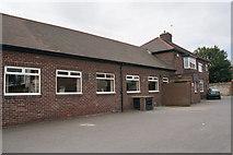 SE5023 : Knottingley Club on Weeland Road by Ian S