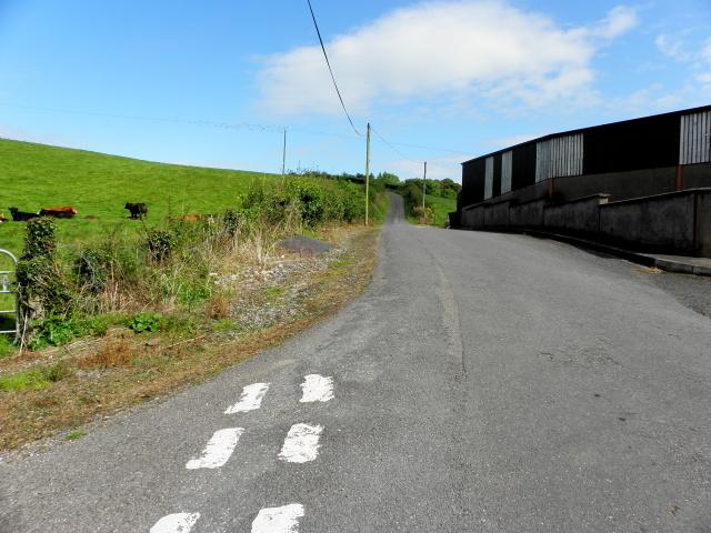 Martray Road, Tirnaskea