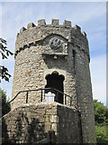 SS8872 : Dunraven Tower by Debbie J