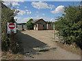TL3067 : Fields view kennels by Hugh Venables
