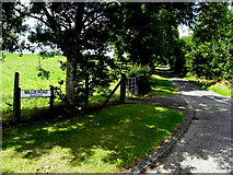 H6458 : Millix Road, Martray by Kenneth  Allen