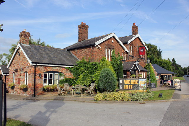 The Egerton Arms, Chelford
