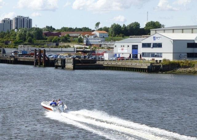 PCT Ltd at  Wallsend