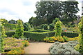 SK4663 : The Herb Garden at Hardwick Hall by Jeff Buck