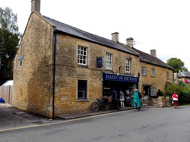 Bakery on the Water,  Bourton-on-the-Water